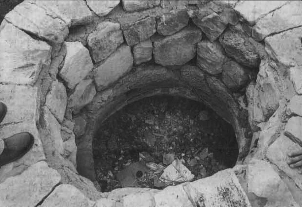 مقبرة جماعية في عنجر